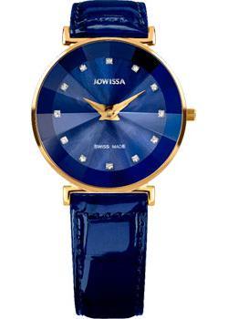 Швейцарские наручные  женские часы Jowissa J5.513.L. Коллекция Pyramid