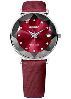 Швейцарские наручные  женские часы Jowissa J5.514.L. Коллекция Facet