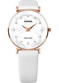 Швейцарские наручные  женские часы Jowissa J5.545.L. Коллекция Facet