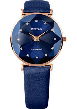 Швейцарские наручные  женские часы Jowissa J5.546.L. Коллекция Facet