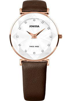 Швейцарские наручные  женские часы Jowissa J5.547.L. Коллекция Facet