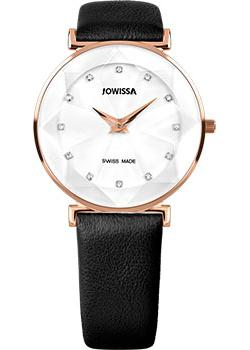 Швейцарские наручные  женские часы Jowissa J5.548.L. Коллекция Facet