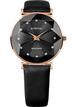 Швейцарские наручные  женские часы Jowissa J5.549.L. Коллекция Facet