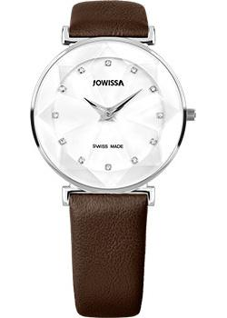 Швейцарские наручные  женские часы Jowissa J5.552.L. Коллекция Facet