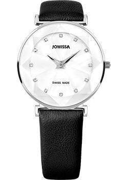 Швейцарские наручные  женские часы Jowissa J5.553.L. Коллекция Facet