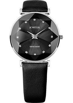 Швейцарские наручные  женские часы Jowissa J5.554.L. Коллекция Facet