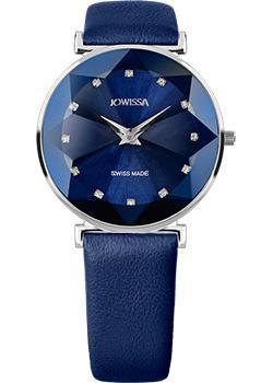 Швейцарские наручные  женские часы Jowissa J5.556.L. Коллекция Facet