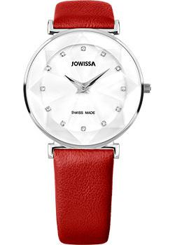 Швейцарские наручные  женские часы Jowissa J5.559.L. Коллекция Facet