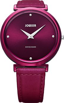 Швейцарские наручные  женские часы Jowissa J6.118.L. Коллекция Trend