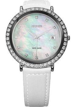 Швейцарские наручные  женские часы Jowissa J6.142.L. Коллекция Trend