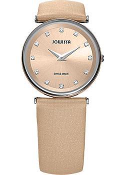 Швейцарские наручные  женские часы Jowissa J6.163.M. Коллекция Cara.