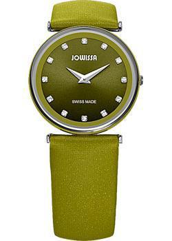 Швейцарские наручные  женские часы Jowissa J6.174.M. Коллекция Cara.