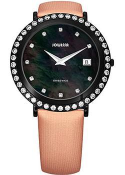Швейцарские наручные  женские часы Jowissa J6.189.L. Коллекция Rose