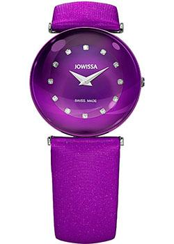 Швейцарские наручные  женские часы Jowissa J6.205.M. Коллекция Loop