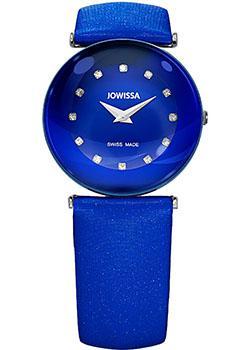 Швейцарские наручные  женские часы Jowissa J6.206.M. Коллекция Loop