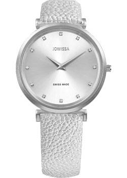 Швейцарские наручные  женские часы Jowissa J6.301.L. Коллекция Fina