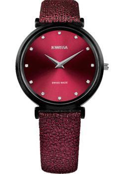 Швейцарские наручные  женские часы Jowissa J6.303.L. Коллекция Fina