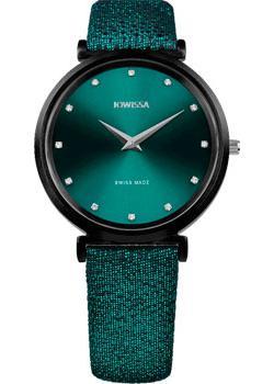 Швейцарские наручные  женские часы Jowissa J6.305.L. Коллекция Fina