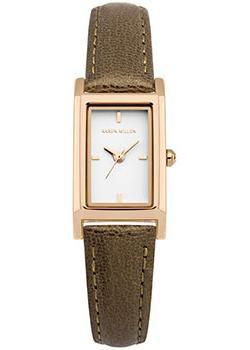 fashion наручные  женские часы Karen Millen KM114TRG. Коллекция SS16