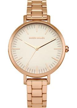 fashion наручные  женские часы Karen Millen KM126RGM. Коллекция Classic