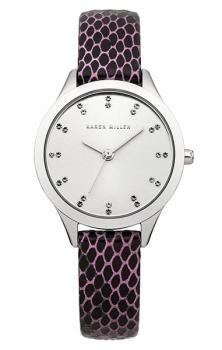 Купить Часы женские fashion наручные  женские часы Karen Millen KM127V. Коллекция Snake  fashion наручные  женские часы Karen Millen KM127V. Коллекция Snake