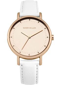 fashion наручные  женские часы Karen Millen KM139WRG. Коллекция SS-16
