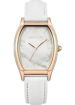 fashion наручные  женские часы Karen Millen KM151WRG. Коллекция AW-4