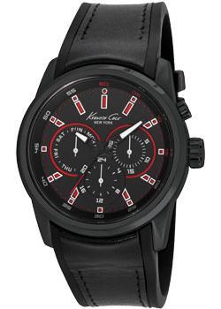 fashion наручные  мужские часы Kenneth Cole 10022536. Коллекция Technology.