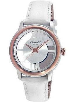 fashion наручные  женские часы Kenneth Cole 10024374. Коллекция Transparent