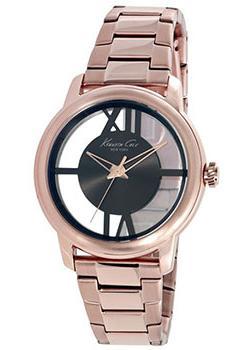fashion наручные  женские часы Kenneth Cole 10024376. Коллекция Transparent.