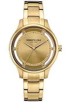 fashion наручные  женские часы Kenneth Cole 10030797. Коллекция Transparent