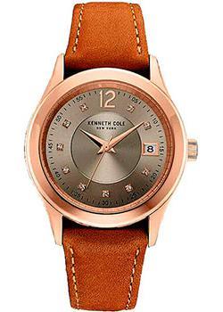 fashion наручные  женские часы Kenneth Cole 10030801. Коллекция Classic