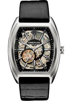 fashion наручные мужские часы Kenneth Cole 10030811. Коллекция Automatic