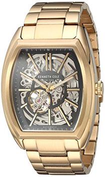 fashion наручные мужские часы Kenneth Cole 10030813. Коллекция Automatic
