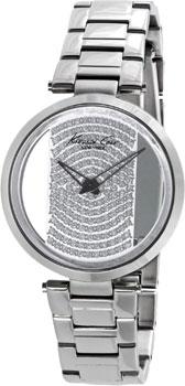 fashion наручные  женские часы Kenneth Cole IKC0035. Коллекция Transparent