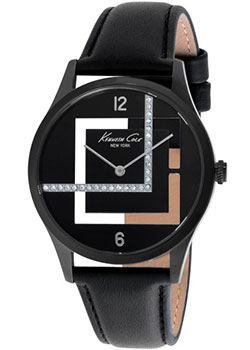 fashion наручные  женские часы Kenneth Cole IKC2876. Коллекция Transparent