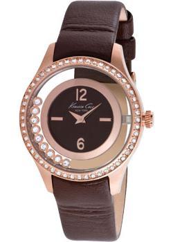 fashion наручные  женские часы Kenneth Cole IKC2882. Коллекция Transparency.