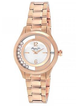 fashion наручные  женские часы Kenneth Cole IKC4943. Коллекция Transparent