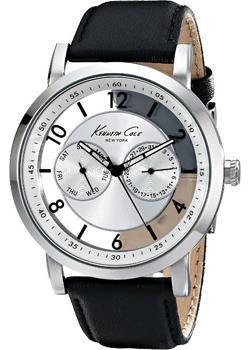 fashion наручные  мужские часы Kenneth Cole IKC8081. Коллекция Transparency.