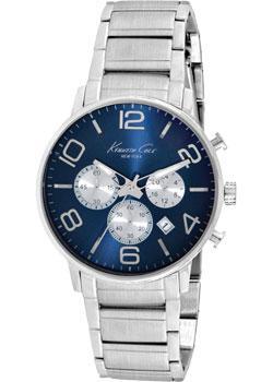 Купить Fashion наручные мужские часы Kenneth Cole IKC9305. Коллекция Dress Sport