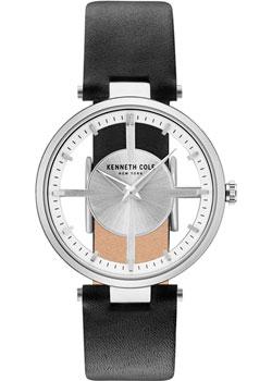 fashion наручные  женские часы Kenneth Cole KC15004001. Коллекция Transparent