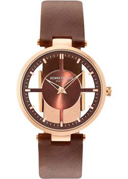 fashion наручные  женские часы Kenneth Cole KC15004003. Коллекция Transparent