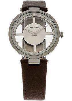 fashion наручные  женские часы Kenneth Cole KC15004005. Коллекция Transparent