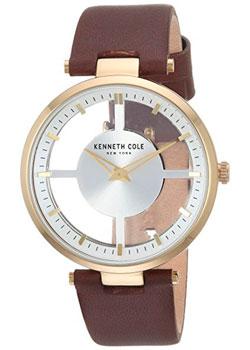 fashion наручные  женские часы Kenneth Cole KC15004006. Коллекция Transparent