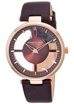 fashion наручные  женские часы Kenneth Cole KC15004008. Коллекция Transparent