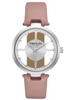 fashion наручные  женские часы Kenneth Cole KC15004016. Коллекция Transparent