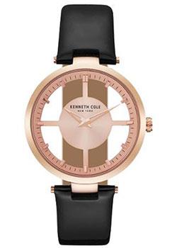 fashion наручные  женские часы Kenneth Cole KC15004017. Коллекция Transparent