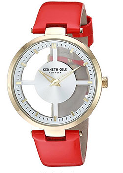 fashion наручные  женские часы Kenneth Cole KC15004018. Коллекция Transparent