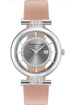 fashion наручные  женские часы Kenneth Cole KC15005001. Коллекция Transparent