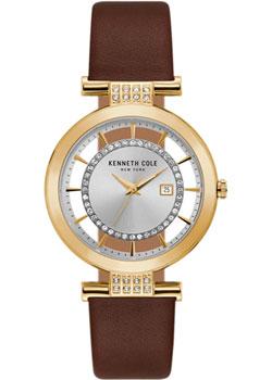 fashion наручные  женские часы Kenneth Cole KC15005006. Коллекция Transparent